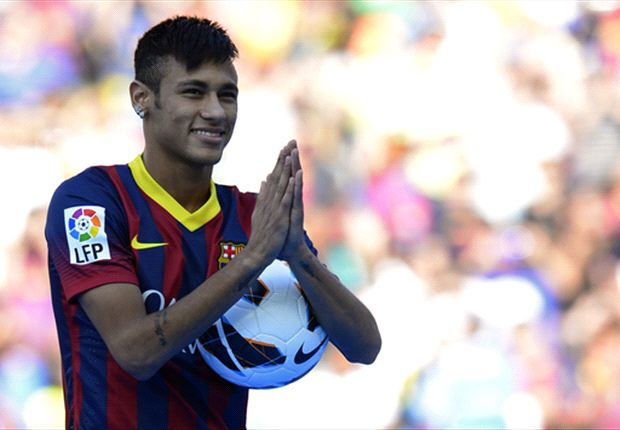 Florentino Perez has wished Neymar well as he prepares for life in La Liga