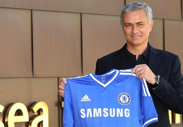 Mourinho: I am the Happy One