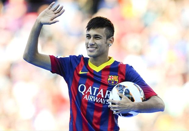Neymar is set to ease the burden on Lionel Messi