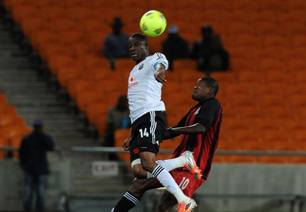 Orlando Pirates captain Lucky Lekgwathi warns Pirates against complacency