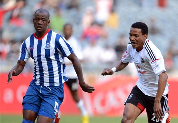 Maritzburg United 0-1 Orlando Pirates: Mbesuma wins it for Bucs
