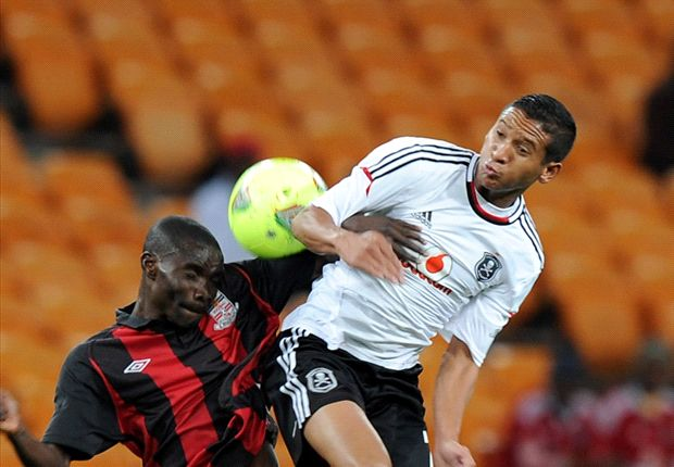 South Africa Player of the Week: Daine Klate - Orlando Pirates