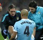 LEE: Man City makes history but Kompany injury is trouble