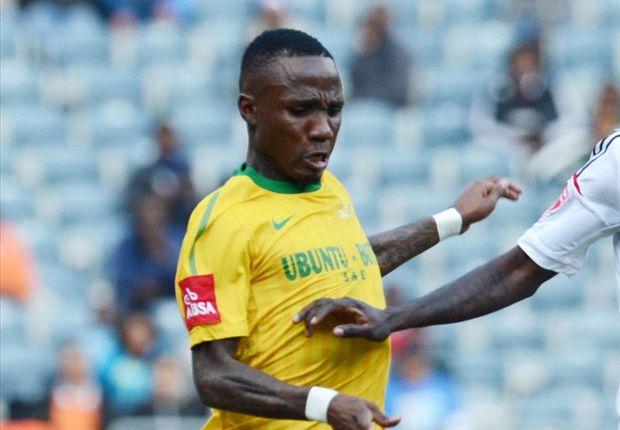 Sundowns midfielder Teko Modise
