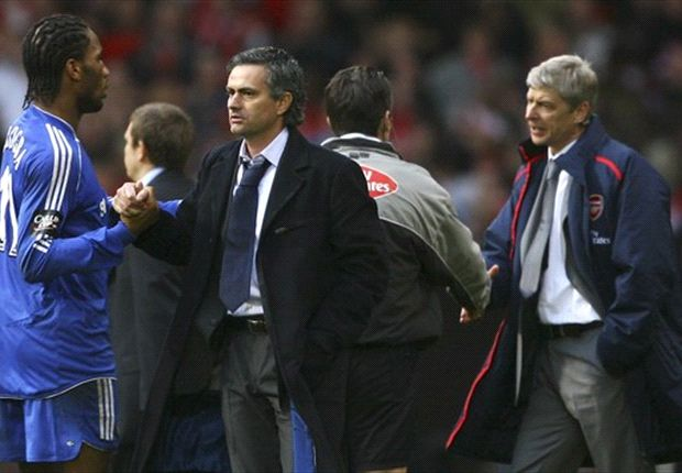 The Dossier: Why Arsene Wenger has never beaten Jose Mourinho