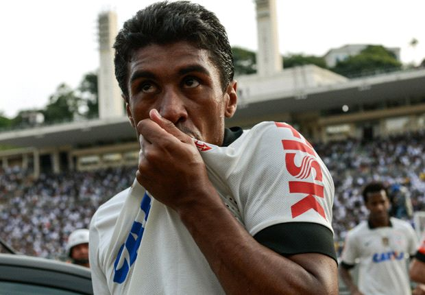 Paulinho is one of the high-profile targets for Inter this summer