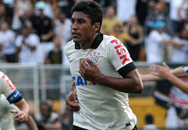 Paulinho is nearing a move to Inter
