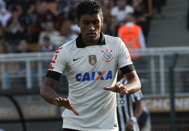Paulinho denkt niet aan Engelse transfer