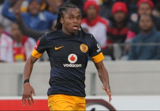 Kaizer Chiefs midfielder Siphiwe Tshabalala out for three weeks