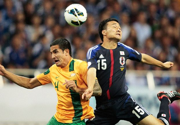 Japan 1-1 Australia: Late penalty books Samurai Blue's place in Brazil