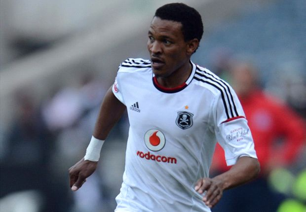 Tlou Segolela of Orlando Pirates