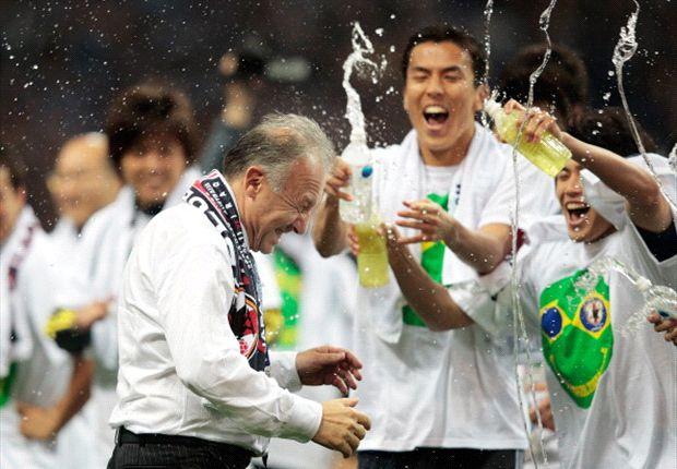 Zaccheroni non vuole che il suo Giappone sia una 'comparsa' ai Mondiali