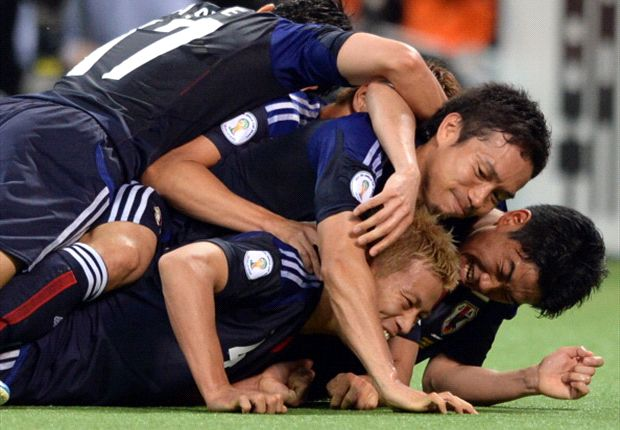The Blue Samurai of Japan will face the Black Stars and Guatemala in September