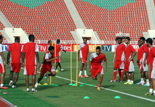 The Red Warriors will face the Lions in an AFC Asian Cup qualifier on August 14