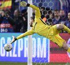Atlético knappe zege aan Oblak