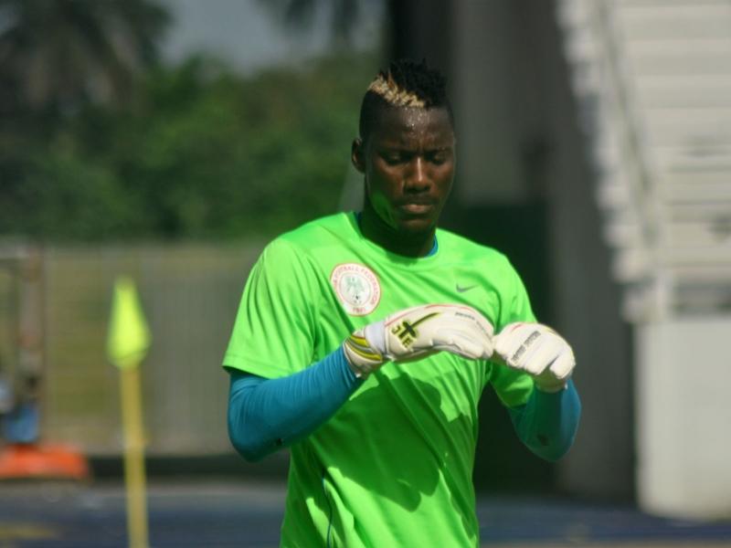Goal readers want Alampasu in goal against Cameroon