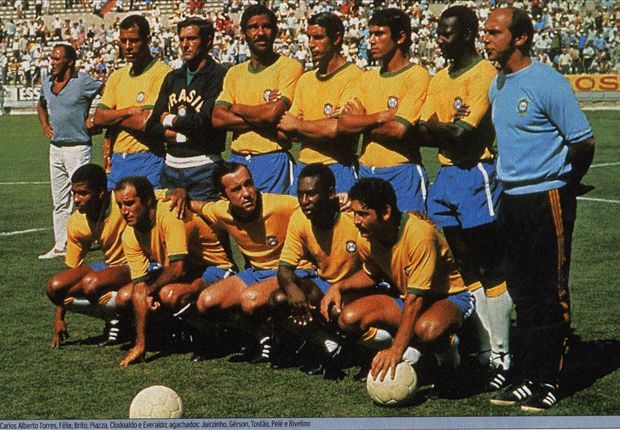 Spain 08-13 v Brazil 1970 – which team is superior?