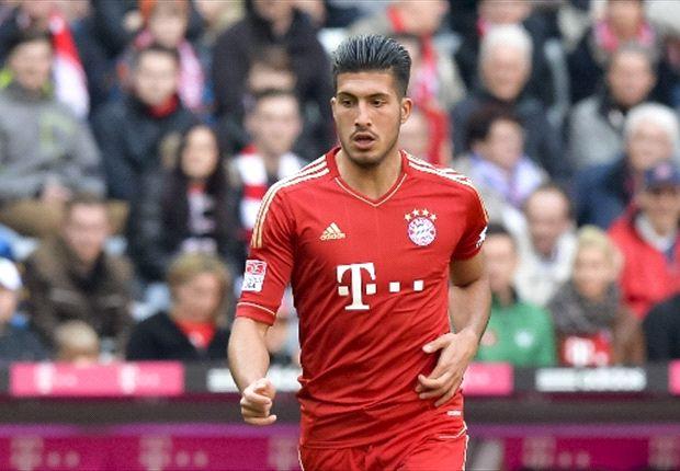 Emre Can bald bei Eintracht Frankfurt?