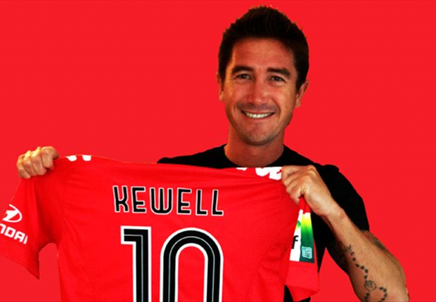 Harry Kewell has signed a one-year deal with Melbourne Heart. PHOTO: Melbourne Heart.