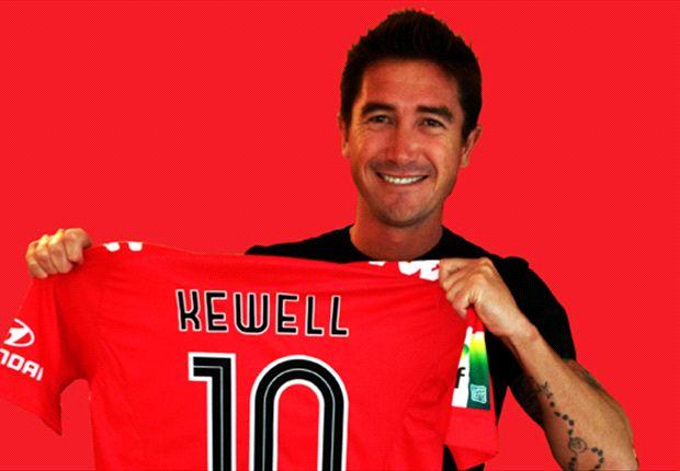 Harry Kewell unterschreibt bei Melbourne Heart