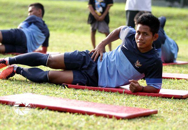 Andik Vermansah akan langsung dimainkan di tim reserves Ventforet Kofu akhir pekan ini