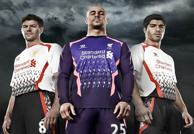 "Disgusted fans have blasted Liverpool's new away kit as ""hideous"""
