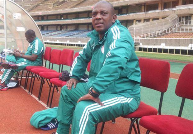 Stephen Keshi says Nigeria will aim for victory in Windhoek