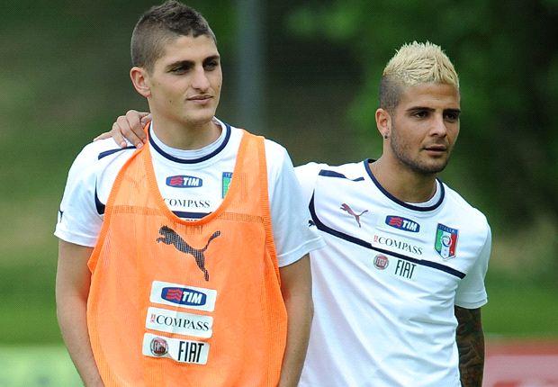 Lorenzo Insigne & Marco Verratti, pemain masa depan Italia