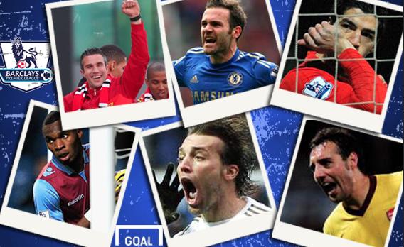 El fixture de la Premier League 2013-2014