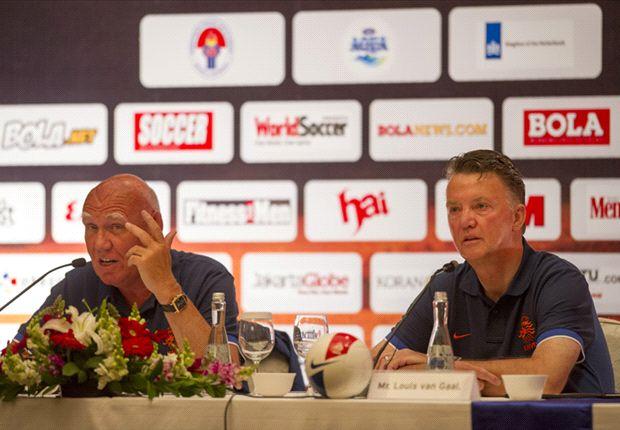 Van Gaal is te spreken over succes Jong Oranje