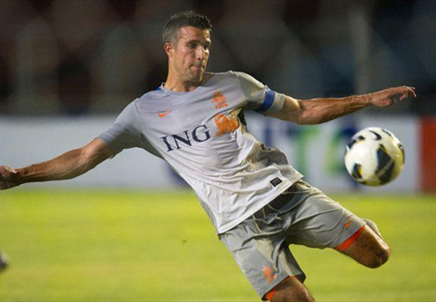 """Für Robin van Persie von Manchester United ist Arjen Robben ein """"Vorbild"""""""