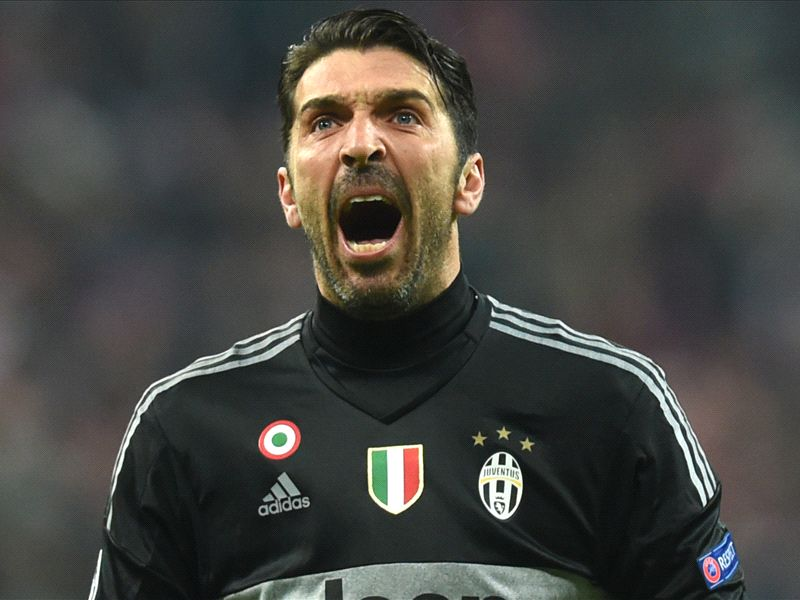 Buffon's cleansheet record in numbers