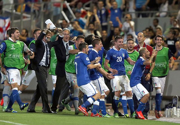 Italy sit top of Group A after the opening round of fixtures