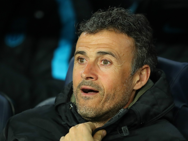 Luis Enrique difende Neymar: E' un top player, non si nasconde mai
