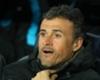 Luis Enrique witzelt: Hauptsache nicht gegen Barcelona