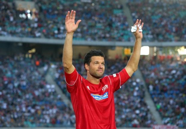 Ballack: Germany desperate to win World Cup