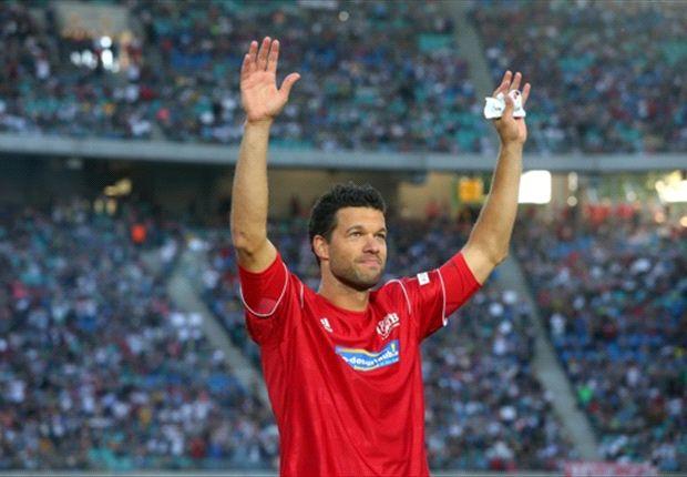 Michael Ballack war stolz auf das deutsch-deutsche Champions-League-Finale von Wembley