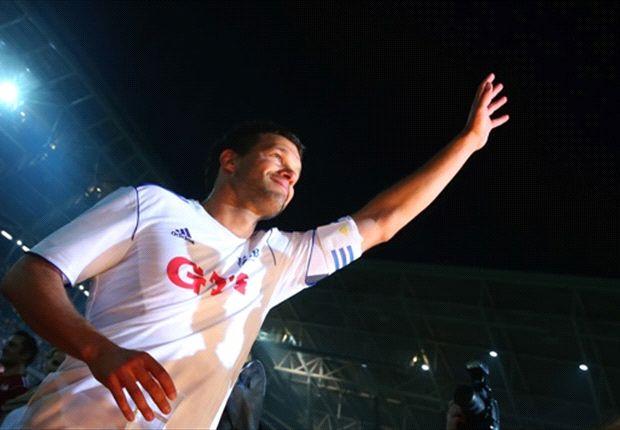 Michael Ballack wird morgen offiziell aus der Nationalmannschaft verabschiedet.