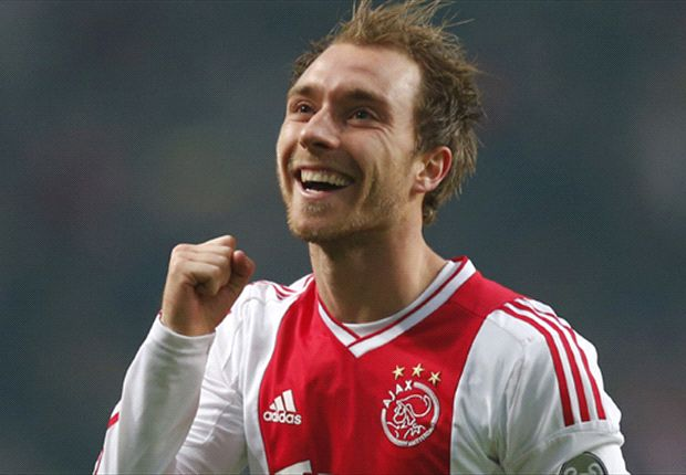 Eriksen can be a star at Tottenham, says Van der Sar