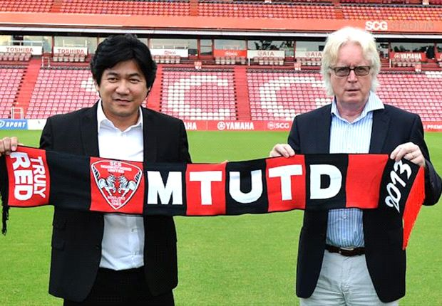 Winfried Schafer has been appointed as the new Muangthong United coach