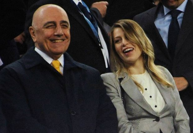 Galliani remains Milan vice-president