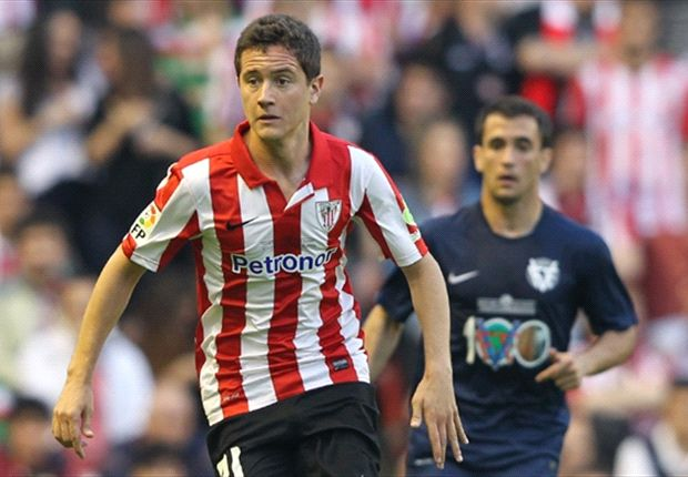 Athletic Bilbao reject Manchester United's €30m bid for Ander Herrera