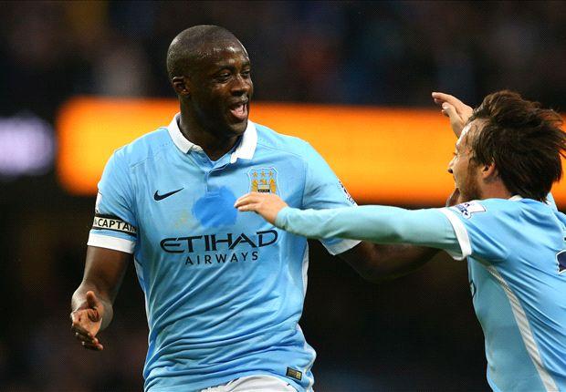 We'll fear Yaya Toure, admits PSG director