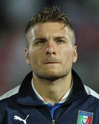 Ciro Immobile, Italy International
