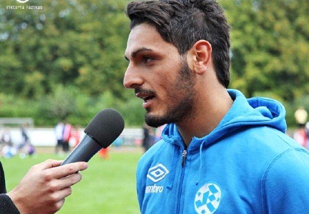 Die Stuttgarter Kickers kamen beim SV Elversberg ncith über ein 1:1 hinaus