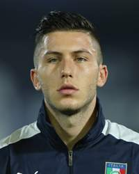 Luca Marrone, Italy International