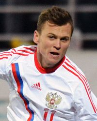 Denis Cheryshev Player Profile