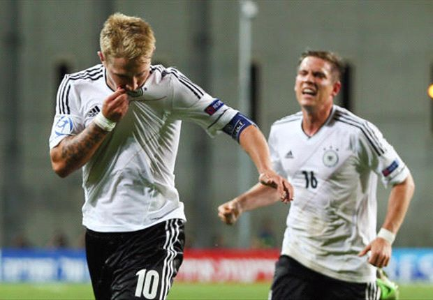Lewis Holtby insists the future is bright for his Germany U21 team-mates