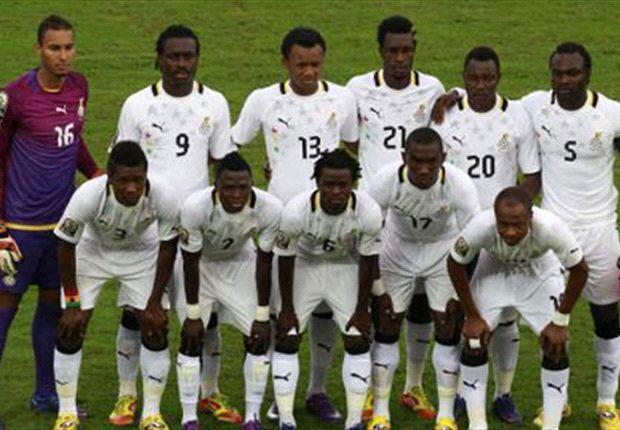 Skuat Ghana butuh kemenangan.untuk mendekat ke Brasil.