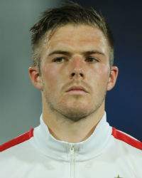 Jack Butland, England International